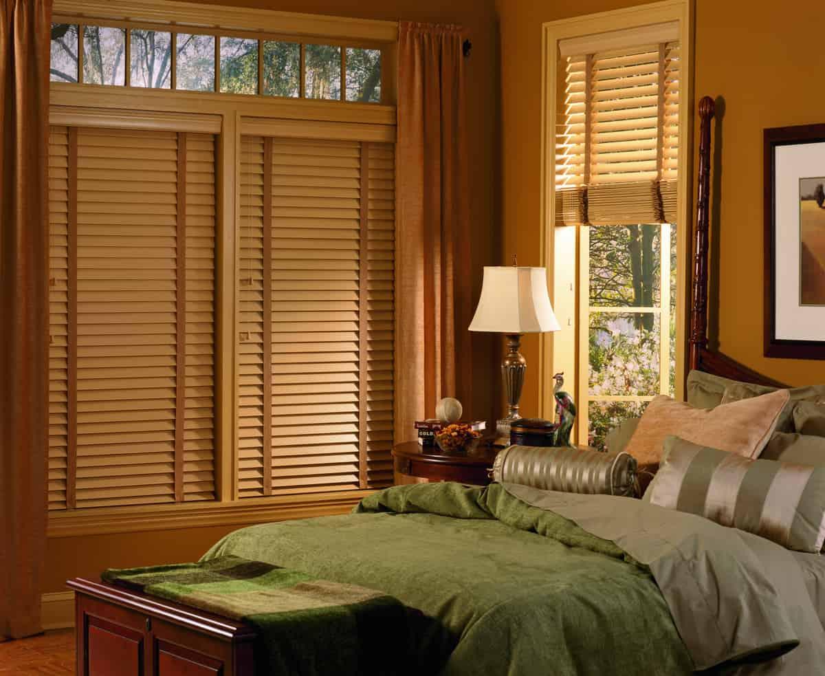 Window Blinds to enhance your home like EverWood Alternative Wood Blinds near Fredericksburg, Virginia (VA)