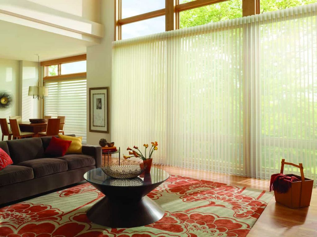 Luminette® Window Shades near Fredericksburg, Virginia (VA) and other sheer curtains, sheer shades, and window sheers