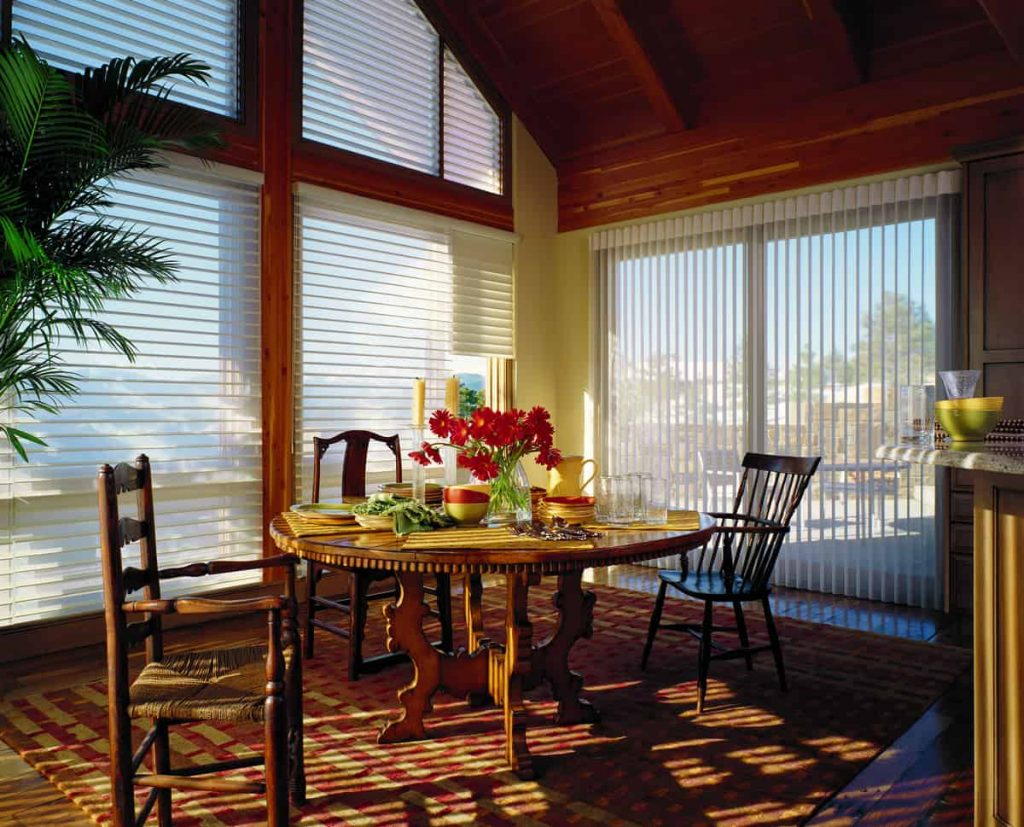 Silhouette® Window Shades near Fredericksburg, Virginia (VA) and other sheer curtains, sheer shades, and window sheers