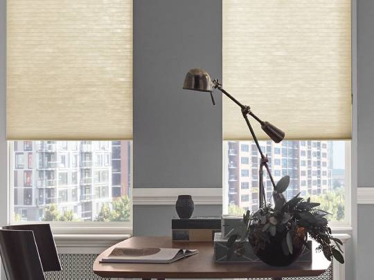 Applause® Honeycomb Shades Fredericksburg, Virginia (VA) premier cellular shades and honeycomb blinds by Hunter Douglas