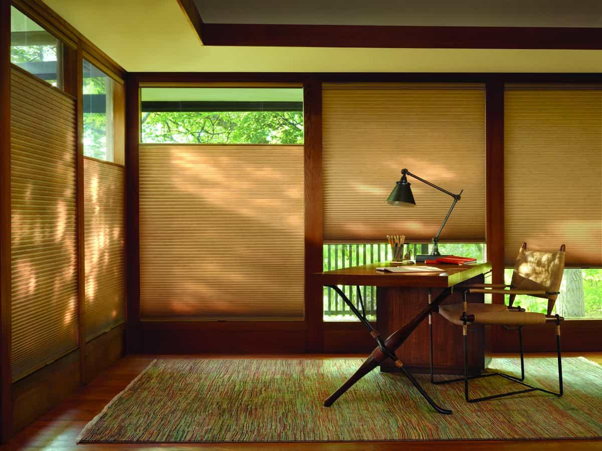 Duette® Honeycomb Shades Fredericksburg, Virginia (VA) premier cellular shades and honeycomb blinds by Hunter Douglas