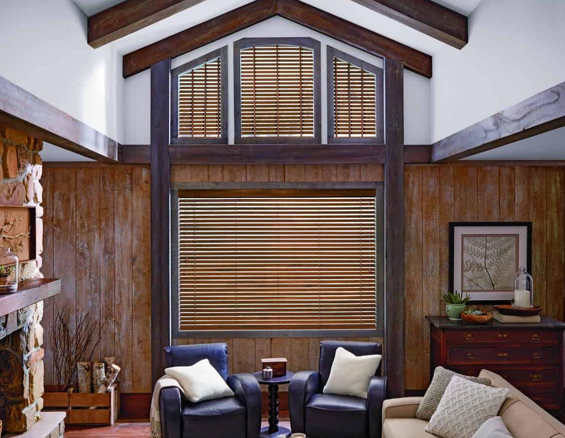 Window Blinds to enhance your home like Parkland Wood Blinds near Fredericksburg, Virginia (VA)